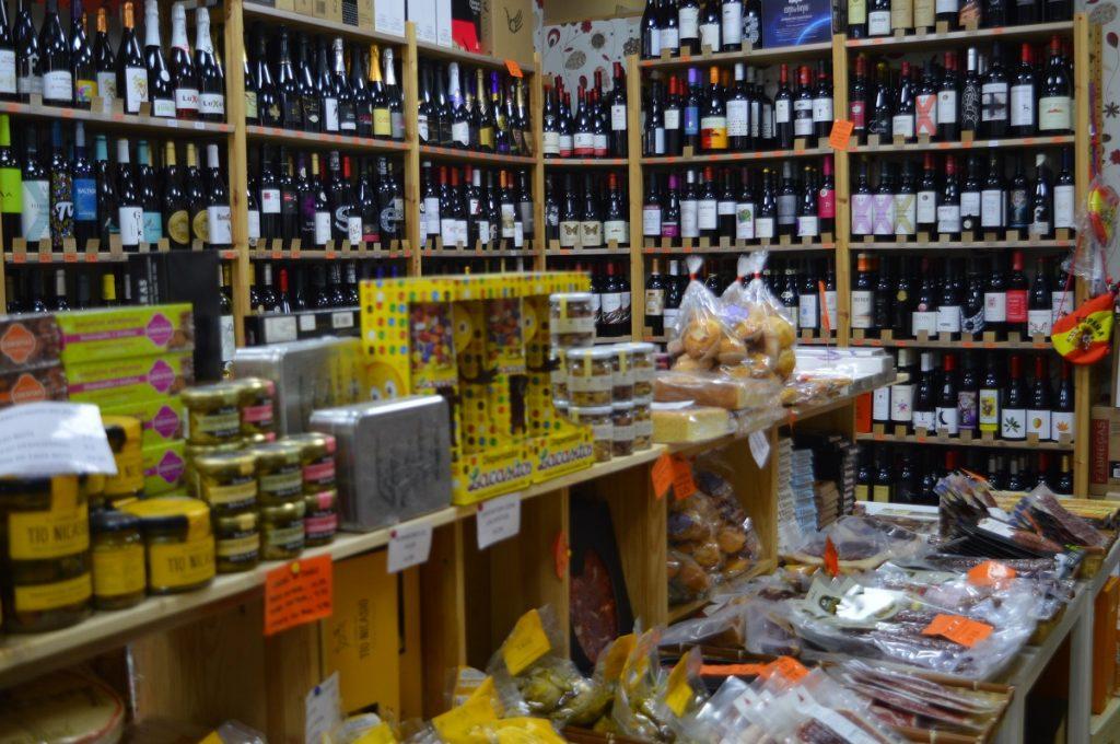 Tiendas alimentos de Aragón Zaragoza
