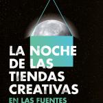 Participantes en La Noche de las Tiendas Creativas Las Fuentes 2019