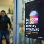 Así vivimos La Noche de las Tiendas Creativas en el Casco Histórico 2019