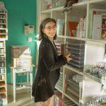 Hablamos con Claudia Vicente sobre Scrapyfoto, su proyecto emprendedor de scrapbooking
