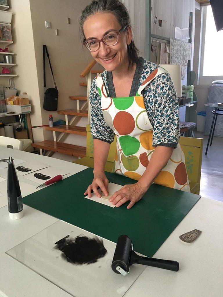 Claudia Vicente Scrapyfoto y su proyecto de scrapbooking