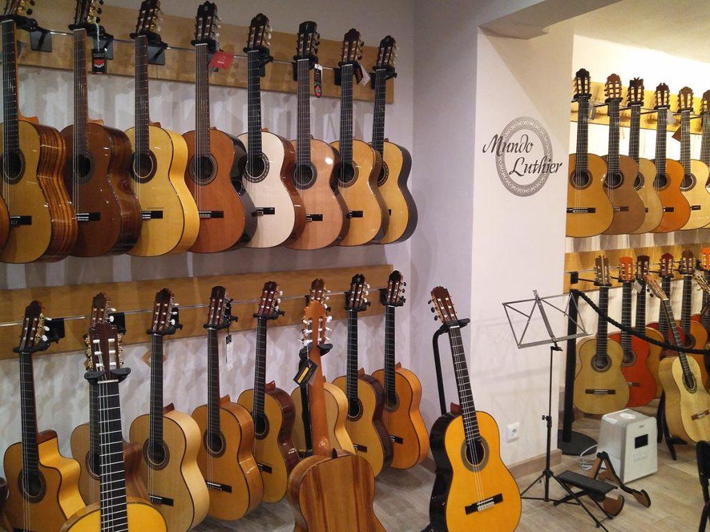 luthiers las fuentes zaragoza