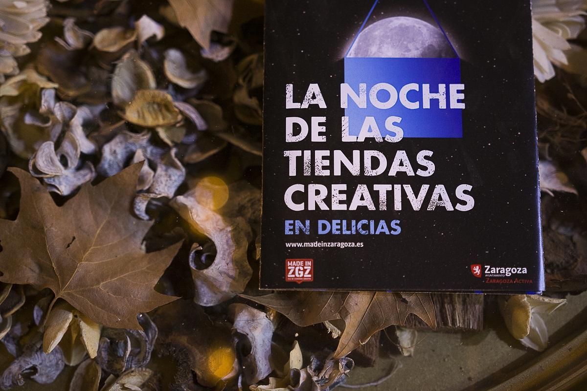 Noche Tiendas Creativas Delicias Zaragoza