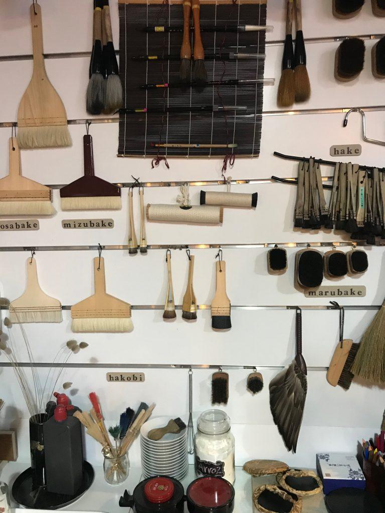 El arte del mokuhanga y sus herramientas