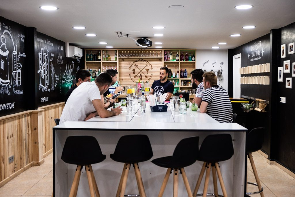 Makoondo cocteleria Zaragoza