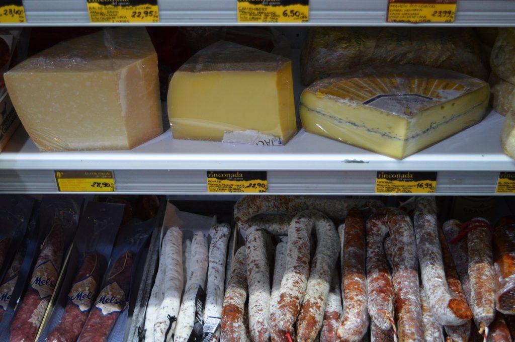 Dónde comprar quesos en Zaragoza