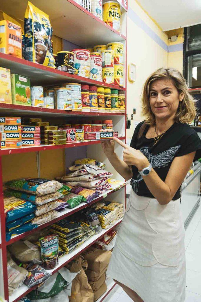 Zarafrica, noche de las tiendas creativas en el barrio Delicias de Zaragoza
