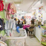 Recorriendo las rutas de la Noche de las Tiendas Creativas de Universidad