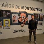 José Antonio Bernal. Vida y obra de un artista resumida en su exposición