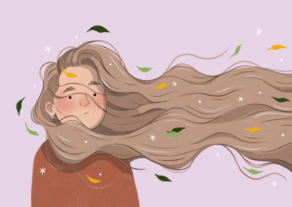 Una de las ilustraciones de la artista Ester Laguna