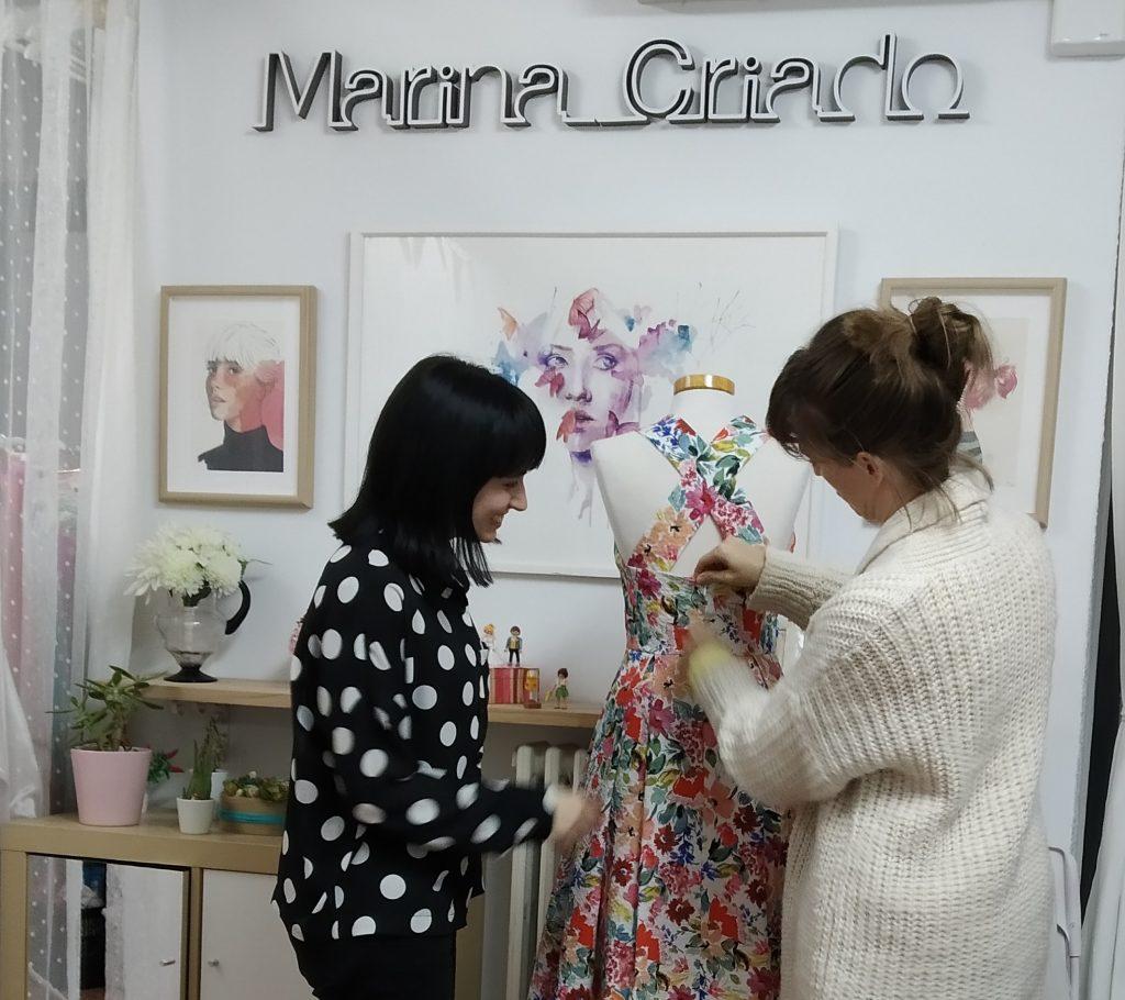 MissTechin entrevista a Marina Criado