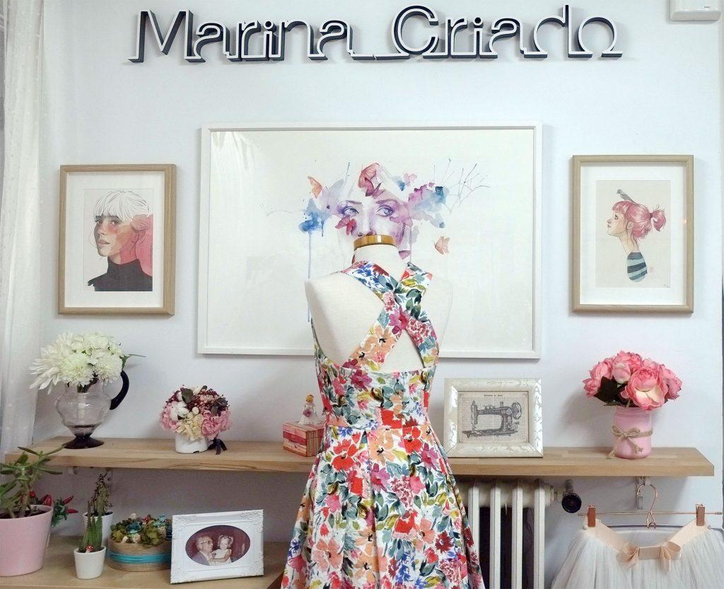Un vistazo al Atelier Marina Criado