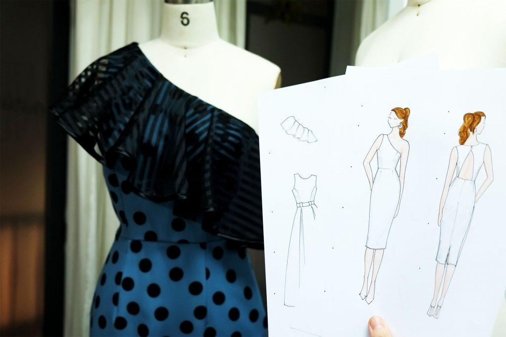 Marina Criado Diseño Vestidos de Bodas