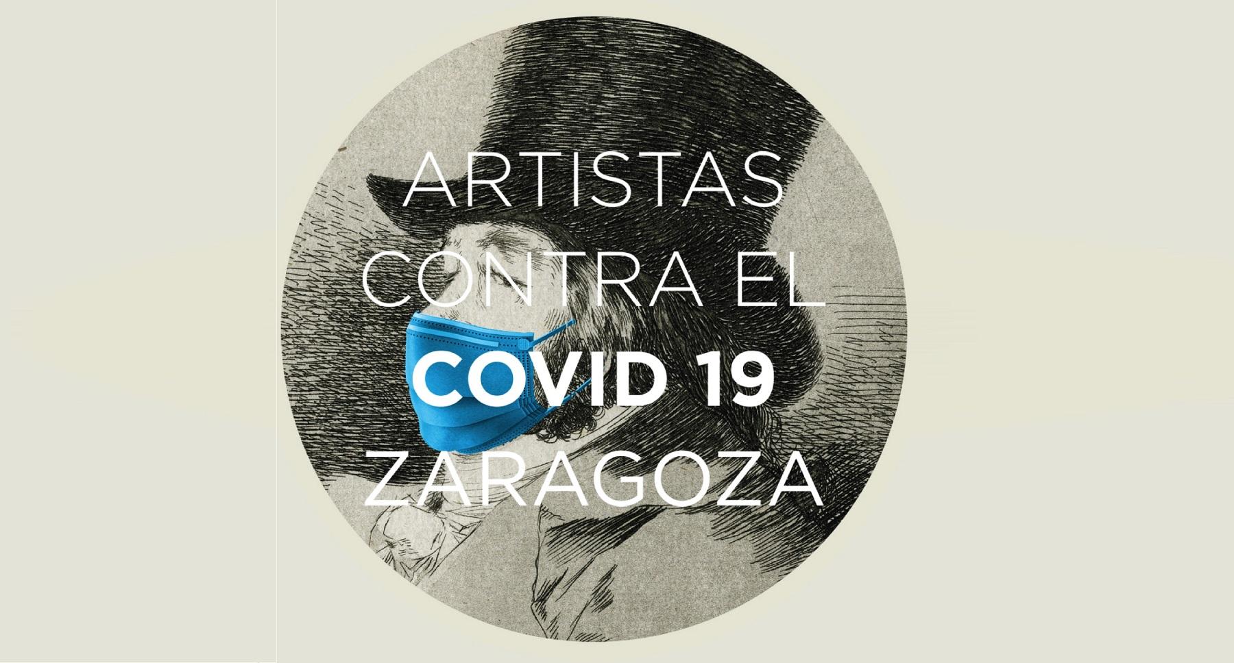 artistas contra covid zaragoza