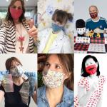 Mascarillas de diseño: el nuevo accesorio de moda