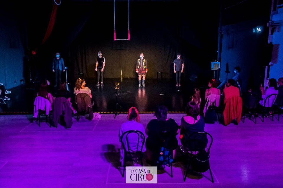 La Casa del Circo, uno de los espacios que ha retomado su actividad