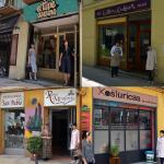 Nuevos hábitos de compra en la Calle San Pablo: El tupé asesino, La Mar de Cookies, UnaOcaLoca y Herbolario San Pablo.