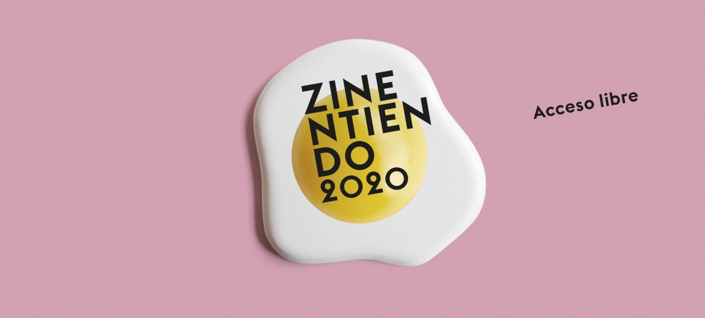 Logo de Zinentiendo 2020, obra de Isidro Ferrer