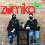 Zumiko: jugos naturales y sin añadidos en Zaragoza