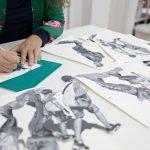 El proceso creativo en la obra de Emma Gómara
