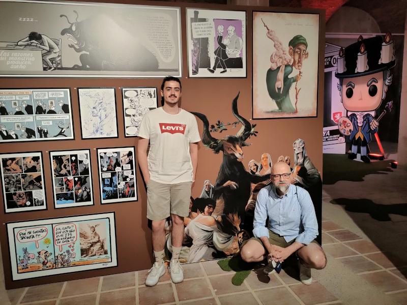Miguel y Juan Royo, en el apartado 'La España misteriosa'